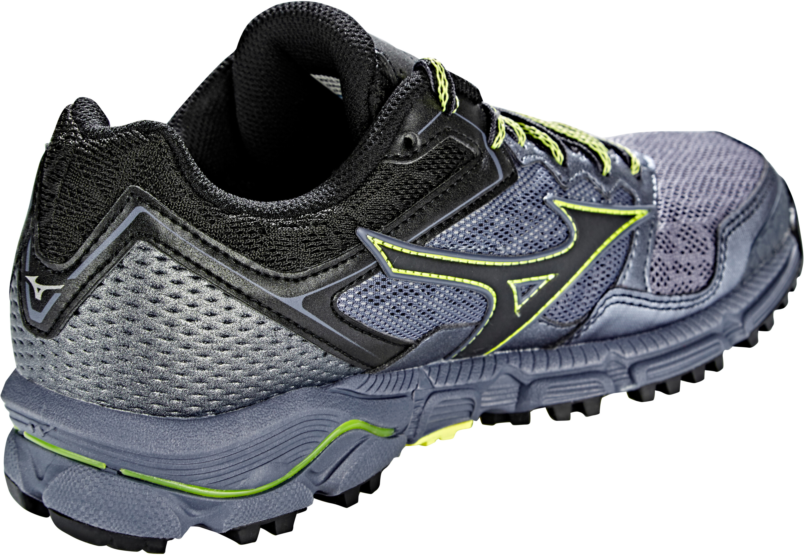 ffbed221cba8 Mizuno Wave Daichi 3 Running Shoes Women grey/black at Addnature.co.uk